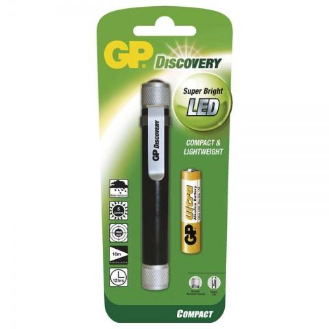 LED svietidlo GP LCE205 + 1x AAA batéria GP ultra