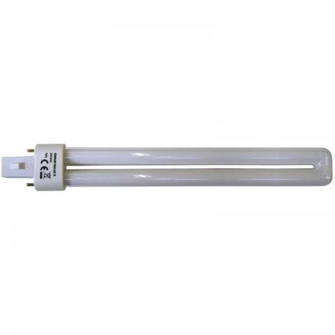 Kompaktná žiarivka DZ DULUX S 11W/840 studená biela