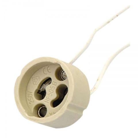 Objímka na žiarovku GU10