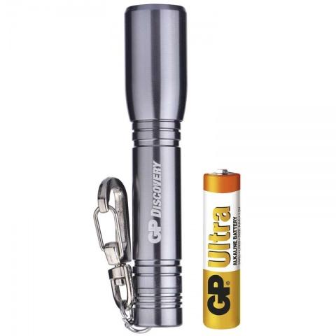 LED svietidlo GP LCE202 + 1xAAA batérie GP Ultra