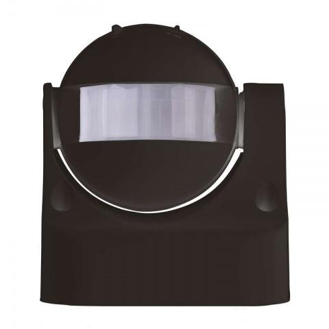PIR senzor (pohybové čidlo) IP44 W 1200W čierny
