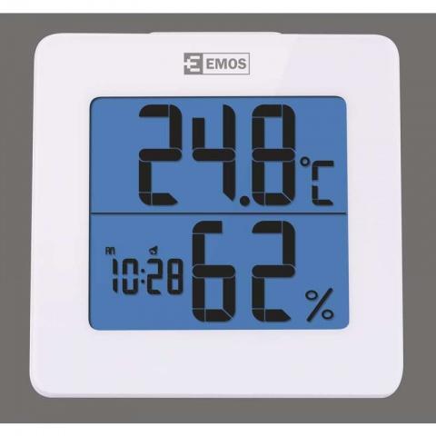 Digitálny bezdrôtový teplomer E011 s vlhkomerom