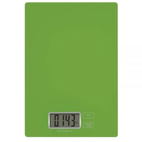 Digitálna kuchynská váha TY3101 zelená