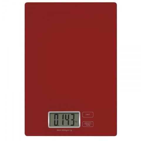 Digitálna kuchynská váha TY3101 červená
