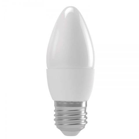 LED žiarovka Classic candle 4W E27 teplá biela