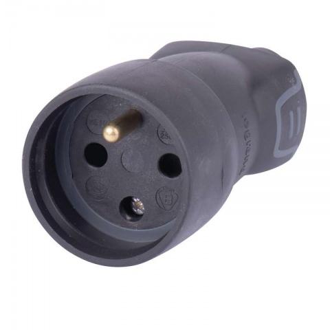 Zásuvka gumená IP40 050446 Legrand
