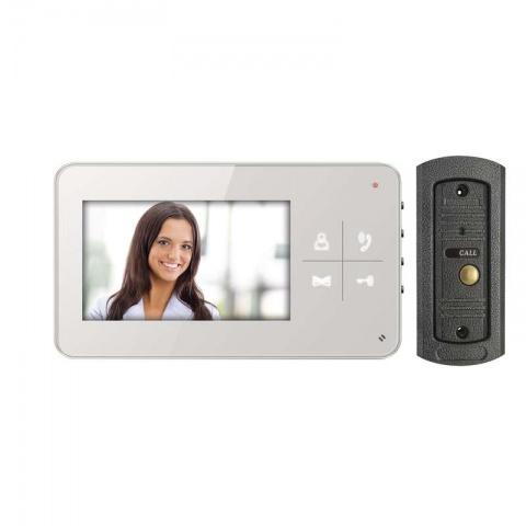 Domáci videotelefón EMOS, farebná sada, H1134