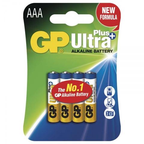 Batéria GP Ultra Plus alkalická PLUS AAA