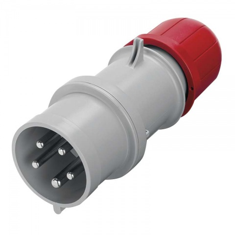 Vidlica 5P 16A/400V IP44,Twist