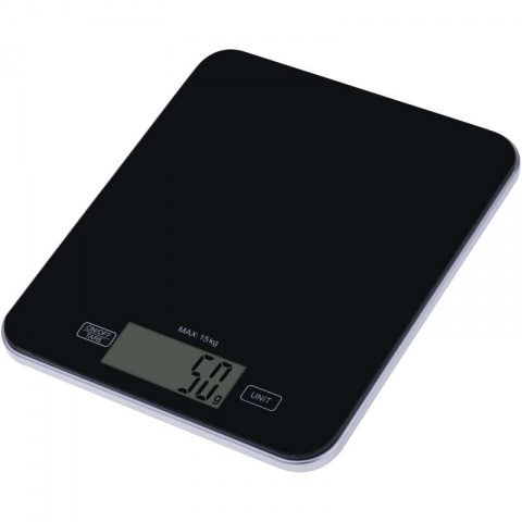 Digitálna kuchynská váha EV022 čierna