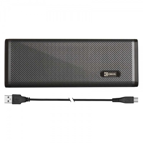 Soundbox EMOS TKL24, titan