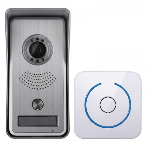 IP dverná kamerová jednotka WiFi, EMOS H1139