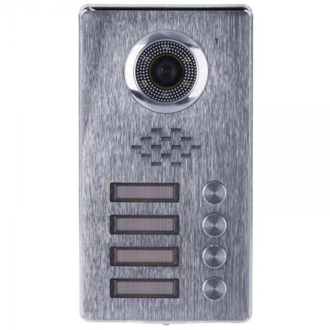 Kamerová jednotka H1137, farebná, 4 tlačidlá
