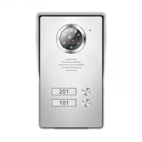 Kamerová jednotka H1136, farebná, 2 tlačidlá