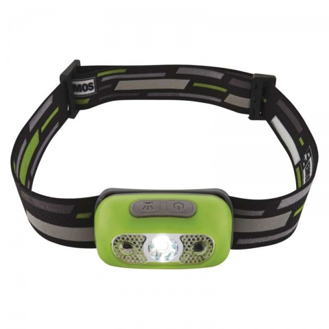 Čelovka nabíjací, 1x CREE XPE 5W LED