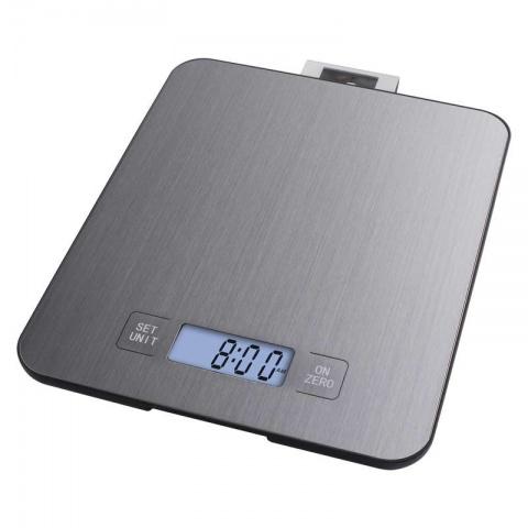 Digitálna kuchynská váha EV023 strieborná