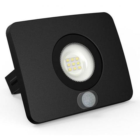 SMD LED reflektor SURFI 30W + senzor pohybu Teplá biela