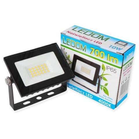 LED reflektor LEDline 10W SLIM Neutrálna biela