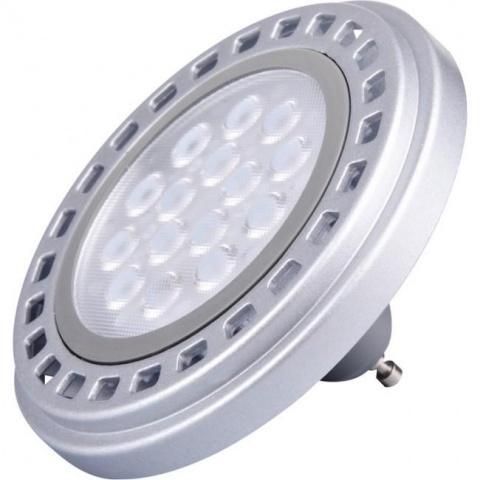 15W LED žiarovka ES111 230V Neutrálna biela