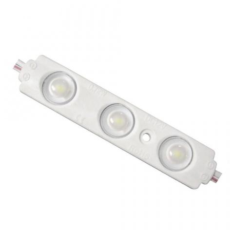 Modul 160st 3 LED SMD2835 0.72W zelená 12VDC