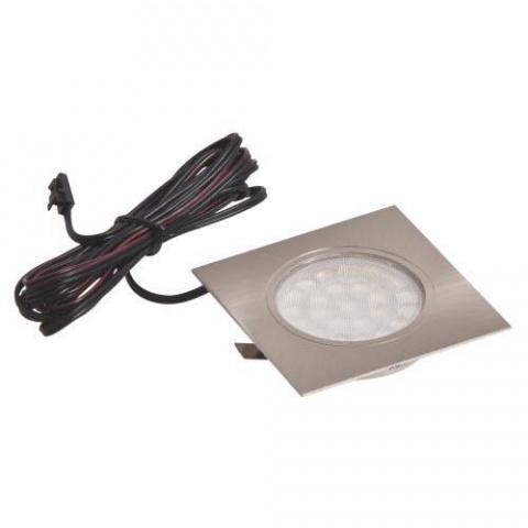 PROS Podhľadové bodové svietidlo LED 1.8W teplá biela
