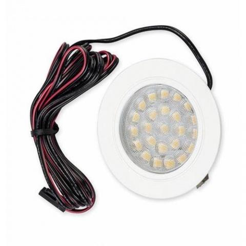 PROFI Podhľadové bodové svietidlo LED biele 1,8W studená biela