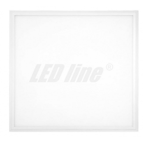 LED panel 60x60cm 46W Teplá biela