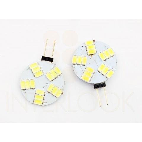 LED žiarovka 15 SMD 5630 3W neutrálna G4