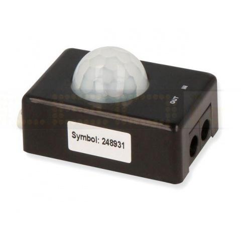 Senzor pohybu PIR pre LED pásy 12-24V