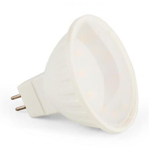 230V LED žiarovka 7W Teplá biela MR16