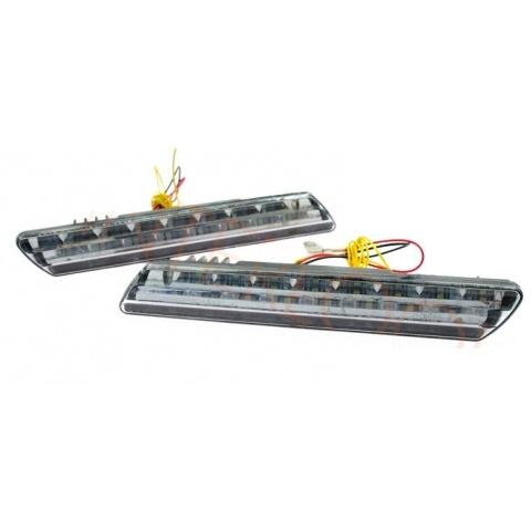 LED denné svietenie DRL 20 s funkciou smerovky