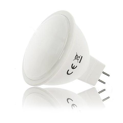 LED ?iarovka 7W Studená biela SMD2835 MR16