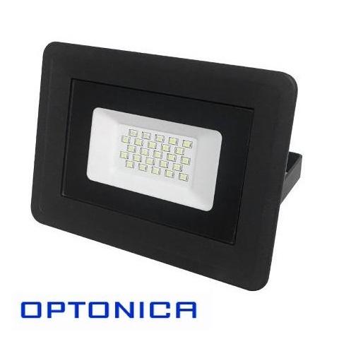 LED reflektor 20W Studená biela