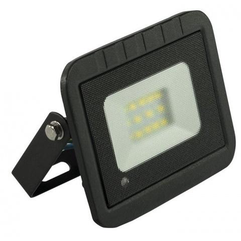 10W LED reflektor so senzorom pohybu - neutrálna biela