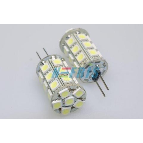 LED žiarovka 27 SMD 5050 5W, neutrálna, G4