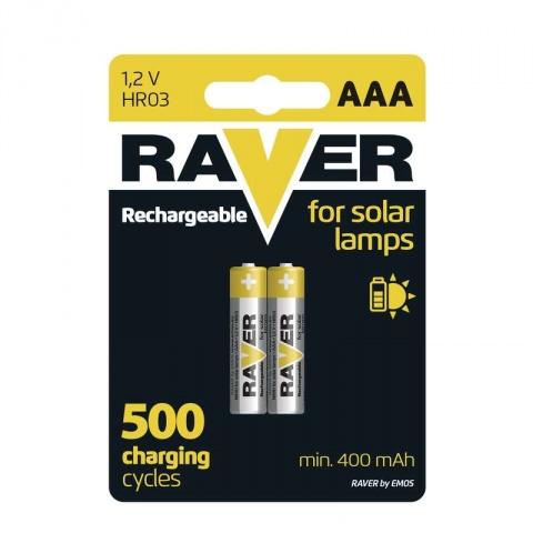 Nabíjacia batéria RAVER AAA