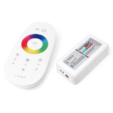 Kontroler RGBW 24A 288W 12V dotykový