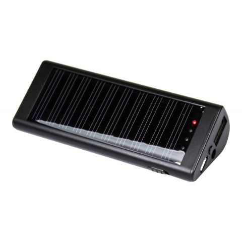 Solárna nabíjačka Zebra POWERplus 2000mAh
