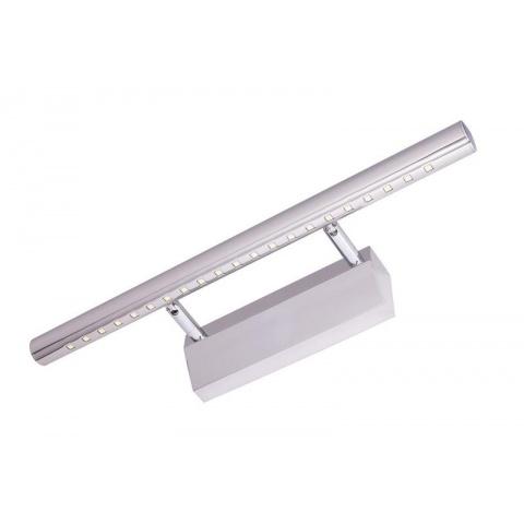 LED kúpeľňové osvetlenie zrkadla 7W - 55cm - Neutrálna biela