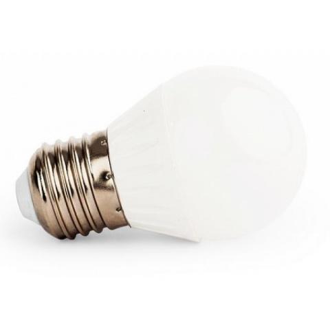 LED žiarovka 4W Neutrálna biela SMD2835 E27##Záruka 5 rokov