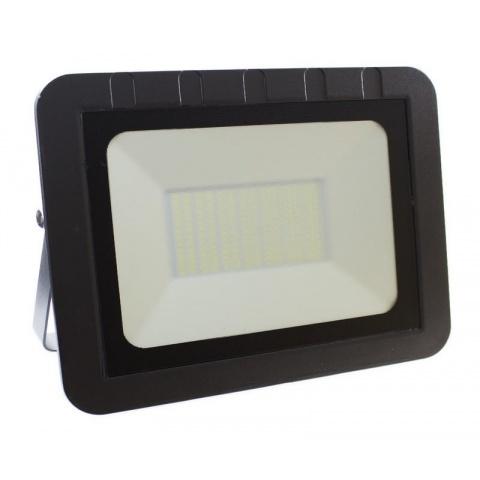 LED SMD reflektor 100W Teplá biela