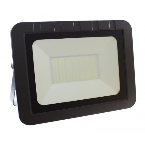 LED SMD reflektor 100W Studená biela