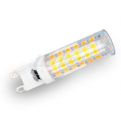 LED žiarovka 6W Neutrálna biela 230V G9