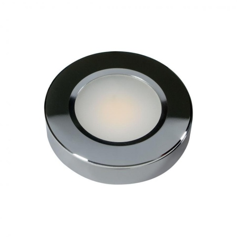 Nábytkové svietidlo CL-01 5W 230V 323lm LED CHROM Teplá biela