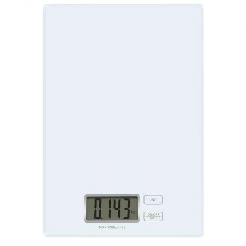 Digitálna kuchynská váha EV003 biela