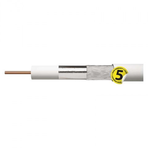 Koaxiálny kábel CB21D, 500m