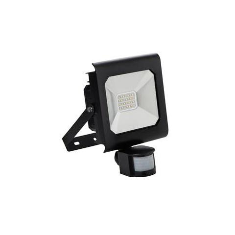 Kanlux ANTRA LED20W-NW-SE B   Reflektor LED SMD s čidlom