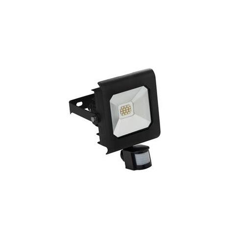 Kanlux ANTRA LED10W-NW-SE B   Reflektor LED SMD s čidlom