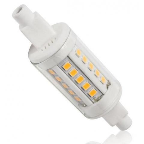 LED žiarovka J78-C R7s 5W 230V Teplá biela 30 SMD2835