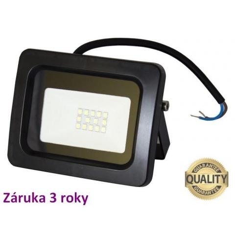 GREENLUX Profi LED reflektor 10W - studená biela - záruka 3 roky